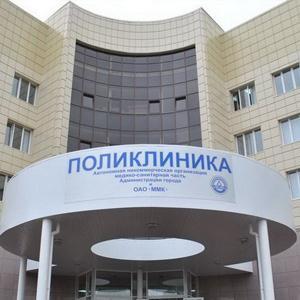 Поликлиники Пролетарского