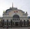 Железнодорожные вокзалы в Пролетарском