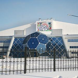 Спортивные комплексы Пролетарского