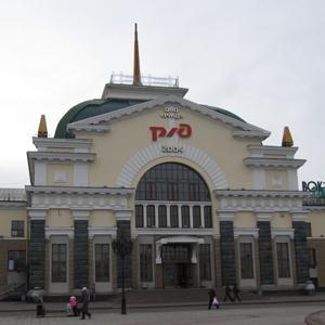 Железнодорожные вокзалы Пролетарского